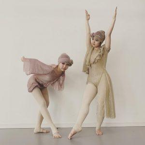 皮膚と踊る(ファッション)