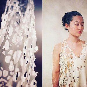 皮膚と踊る Costume Kaori Tamura